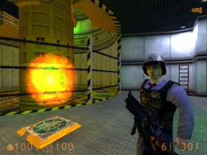 Halflife 1 screeny