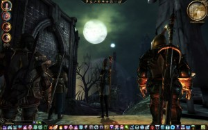Dragon Age: Origins Awakening Screenshot