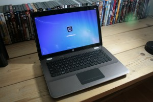 The HP Envy 14!